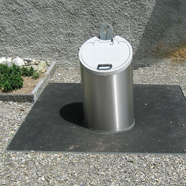 Underground Waste system , UWS