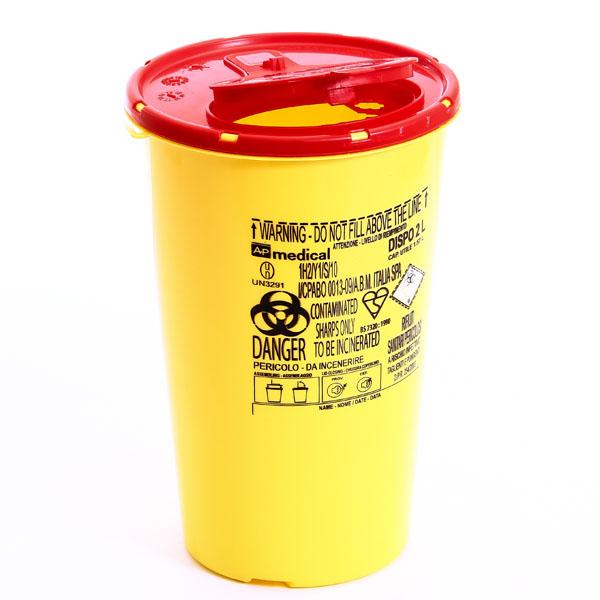 Kanylburk DISPO 2 liter c87273f8c0c80
