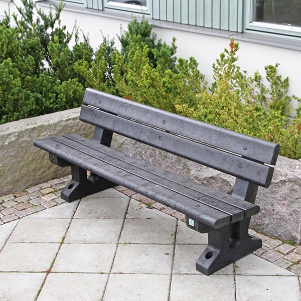 Toppen Bänkar | Rastmöbler | Picknickbord | Parkmöbler - utemöbler för DB-16